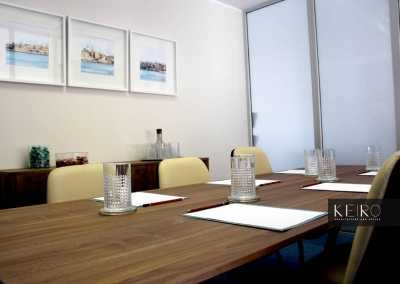 'A.' Boardroom