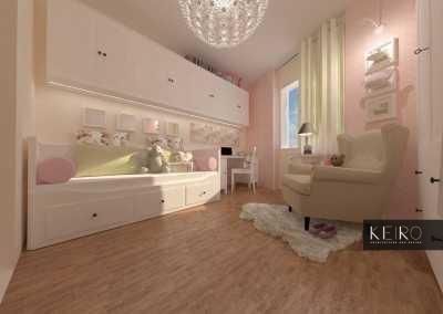 Martina's Bedroom
